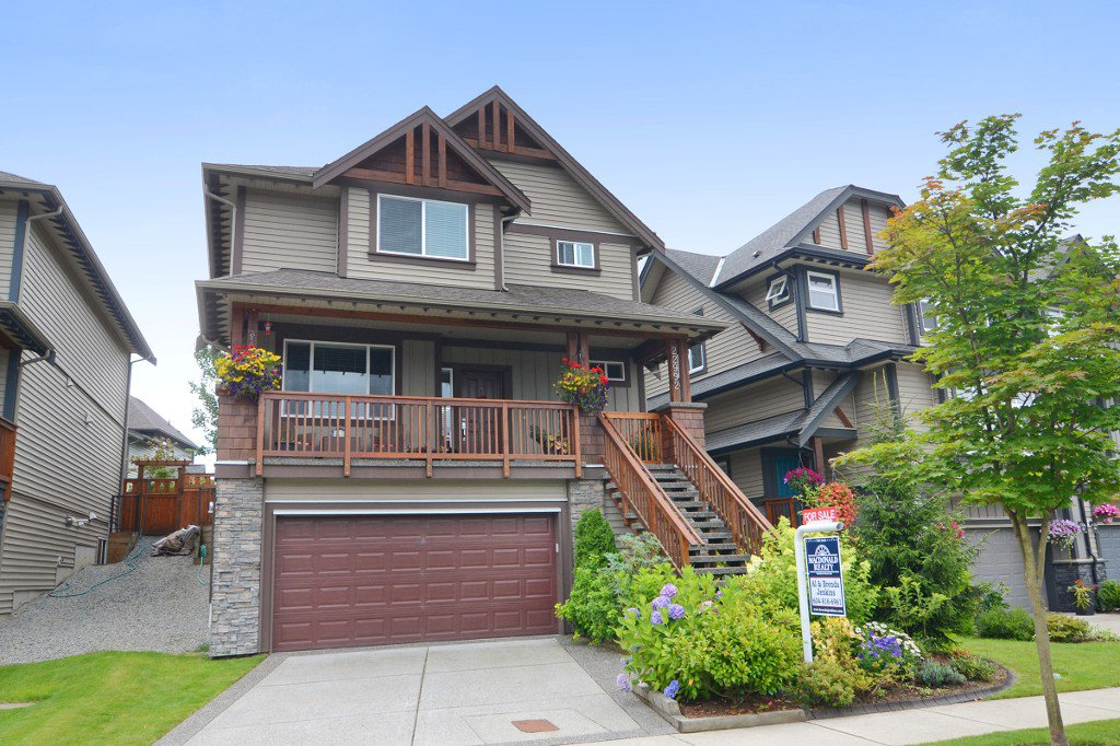 Main Photo: 22992 GILBERT Drive in Maple Ridge: Silver Valley House for sale : MLS®# R2090799
