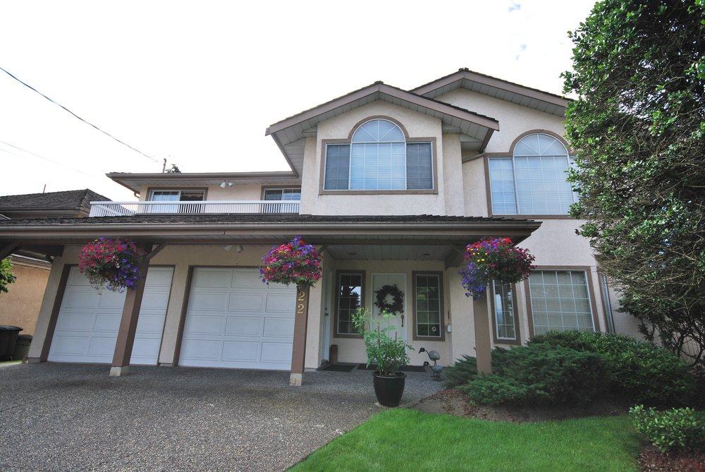 Main Photo: 7722 Berkley Street in Burnaby Lake Area: Home for sale
