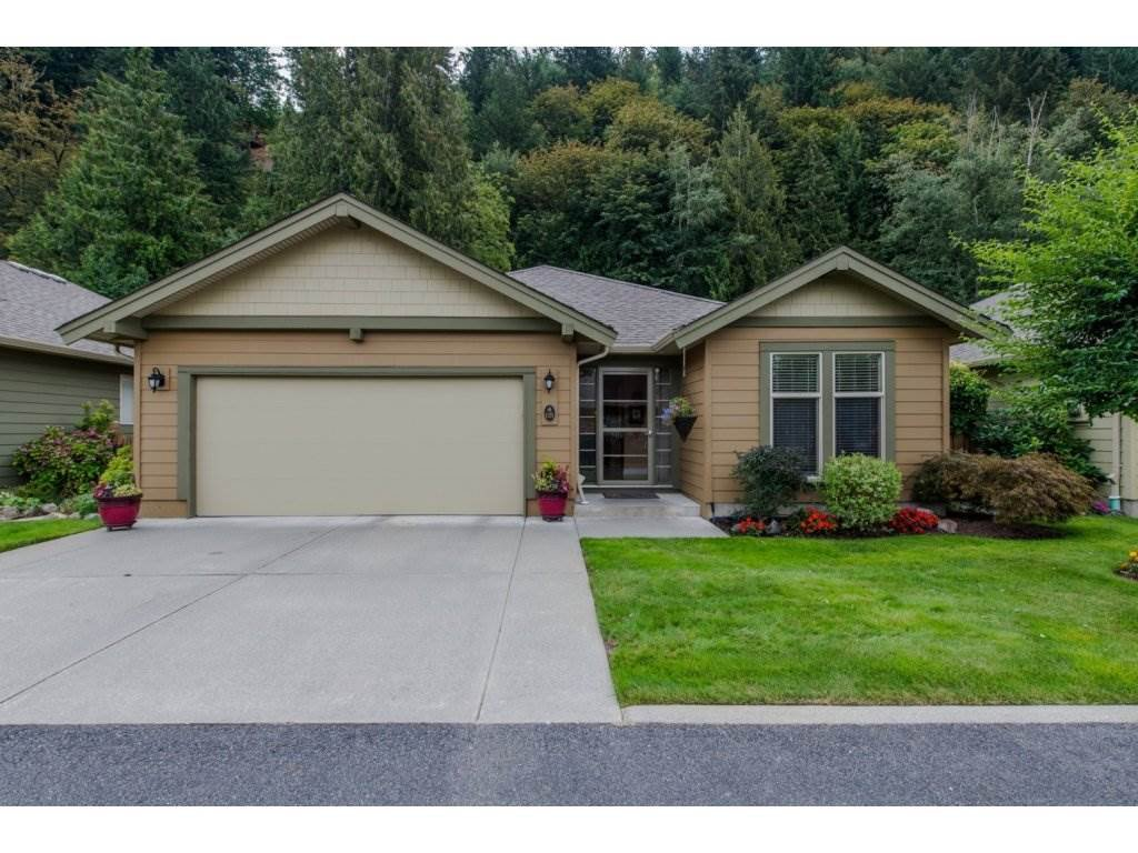 """Main Photo: 121 46000 THOMAS Road in Chilliwack: Sardis East Vedder Rd House for sale in """"HALCYON MEADOWS"""" (Sardis)  : MLS®# R2099060"""