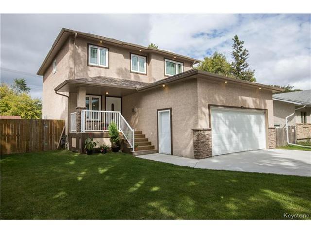 Main Photo: 37 Hull Avenue in Winnipeg: St Vital Residential for sale (2D)  : MLS®# 1708503