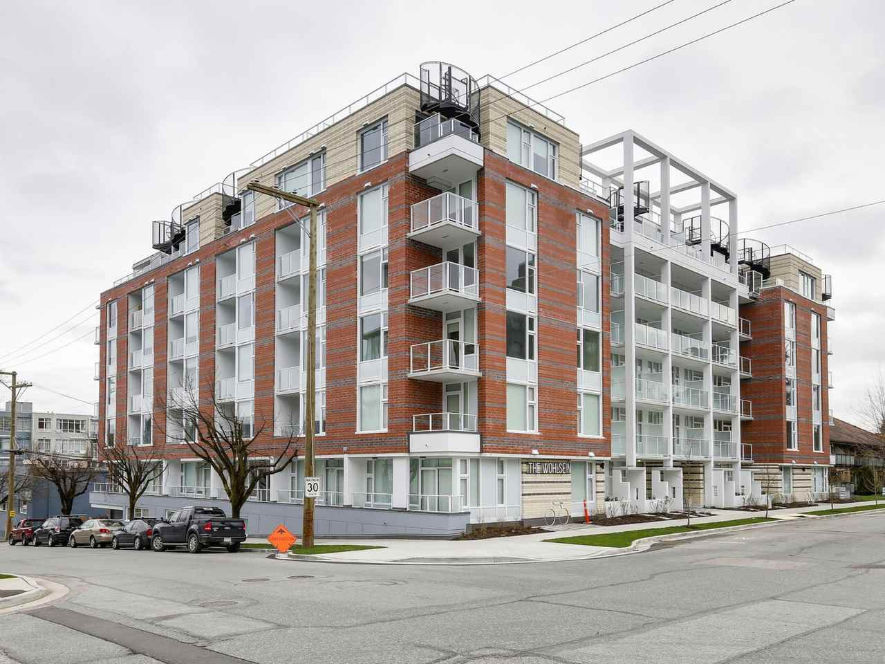 "Main Photo: 303 311 E 6TH Avenue in Vancouver: Mount Pleasant VE Condo for sale in ""Wohlsein"" (Vancouver East)  : MLS®# R2156240"