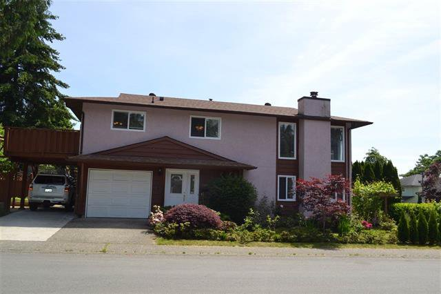 Main Photo: 1185 Inlet Street in Coquitlam: New Horizons House for sale : MLS®# R2173827
