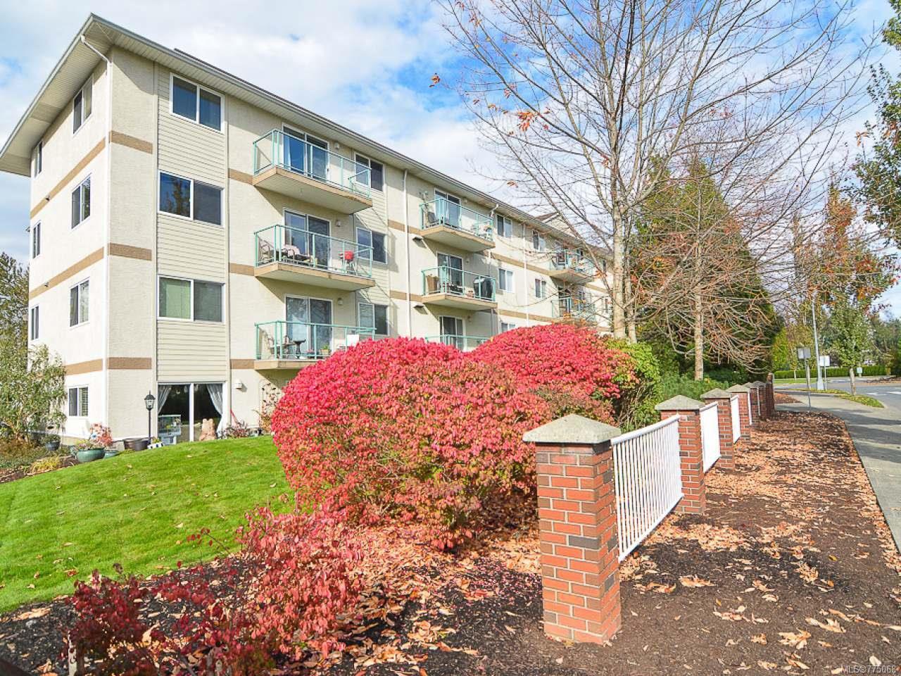 Main Photo: 205 1355 CUMBERLAND ROAD in COURTENAY: CV Courtenay City Condo for sale (Comox Valley)  : MLS®# 775068
