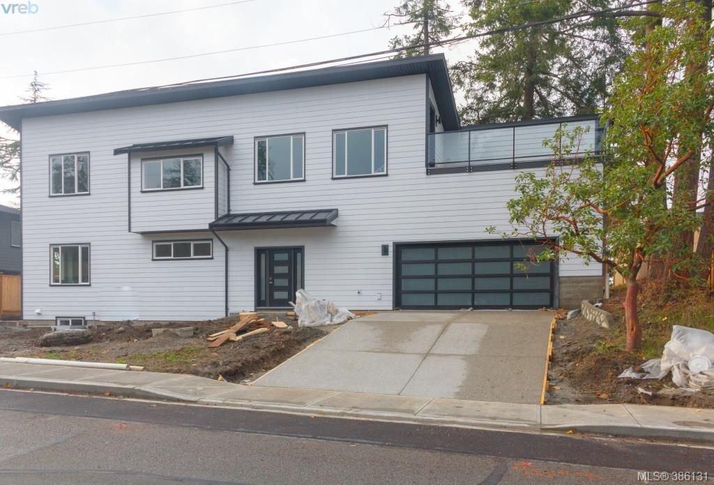 Main Photo: 946 Aral Rd in VICTORIA: Es Kinsmen Park House for sale (Esquimalt)  : MLS®# 775933