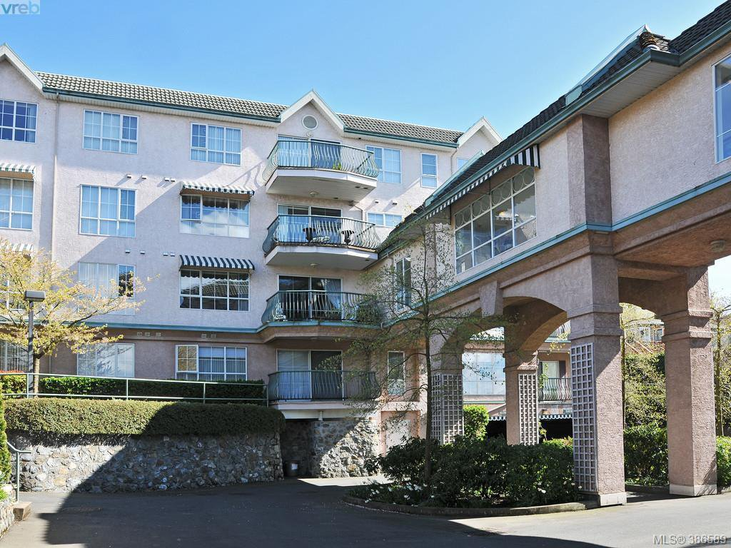 Main Photo: 306 3133 Tillicum Road in VICTORIA: SW Tillicum Condo Apartment for sale (Saanich West)  : MLS®# 386589