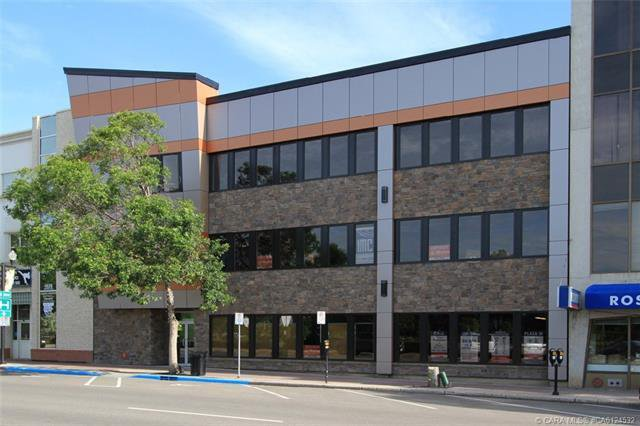 Main Photo: 203 4822 50 Street in Red Deer: Downtown Red Deer Commercial for lease : MLS®# CA0124532