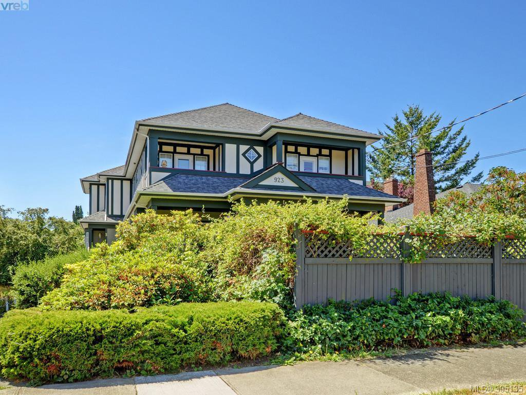 Main Photo: 2 923 McClure Street in VICTORIA: Vi Fairfield West Townhouse for sale (Victoria)  : MLS®# 395135