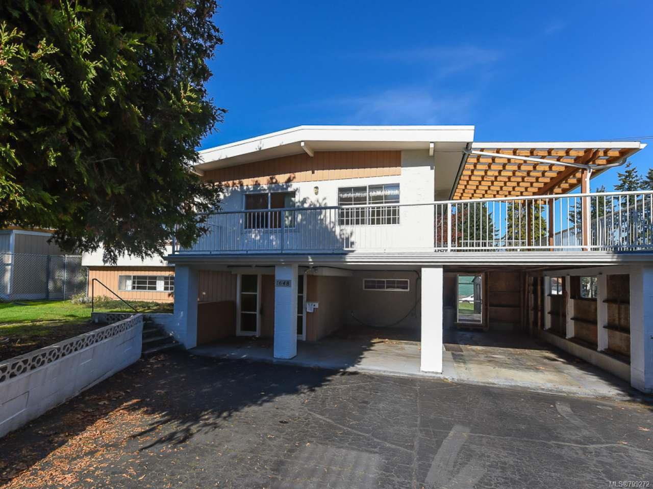 Main Photo: 1648 Dogwood Ave in COMOX: CV Comox (Town of) House for sale (Comox Valley)  : MLS®# 799272
