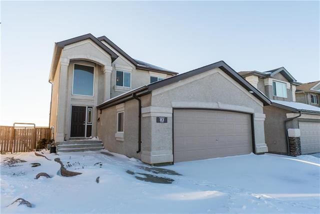 Main Photo: 82 Sabourin Place in Winnipeg: Island Lakes Residential for sale (2J)  : MLS®# 1831682