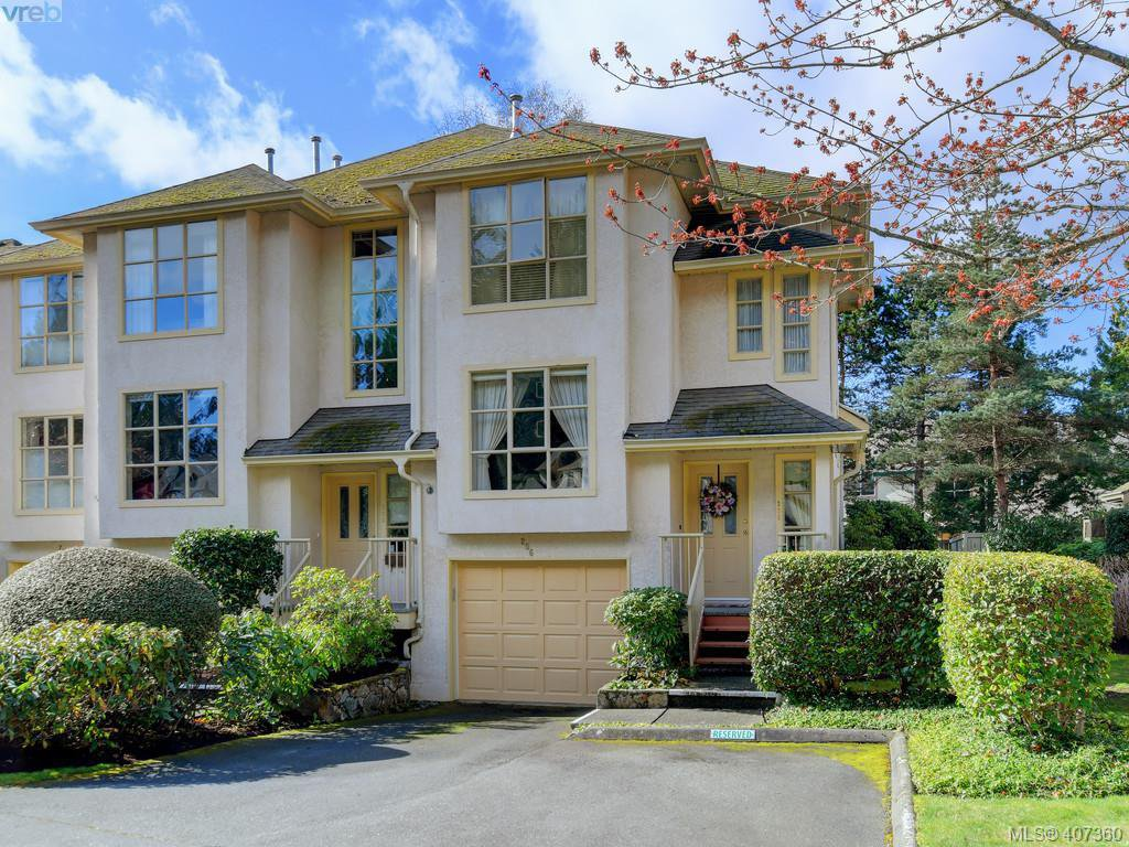 Main Photo: 206 510 Marsett Place in VICTORIA: SW Royal Oak Row/Townhouse for sale (Saanich West)  : MLS®# 407360