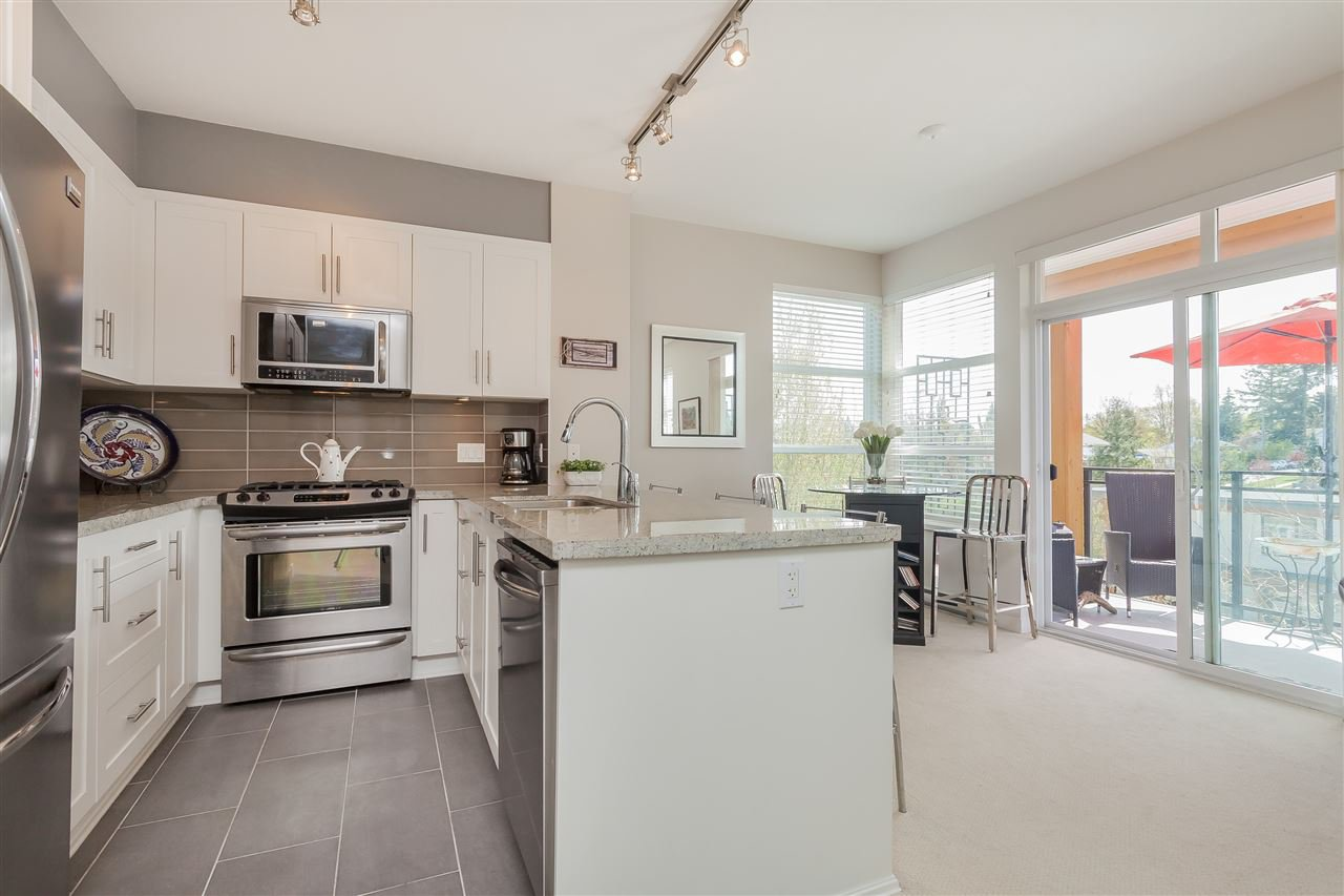 """Main Photo: 303 23255 BILLY BROWN Road in Langley: Fort Langley Condo for sale in """"VILLAGE AT BEDFORD LANDING"""" : MLS®# R2373165"""