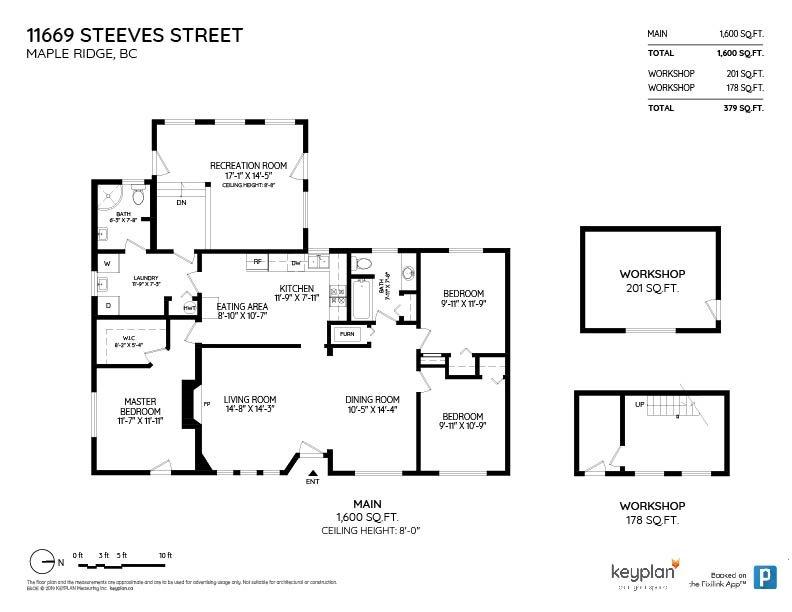 "Photo 19: Photos: 11669 STEEVES Street in Maple Ridge: Southwest Maple Ridge House for sale in ""SOUTHWEST MAPLE RIDGE"" : MLS®# R2384011"