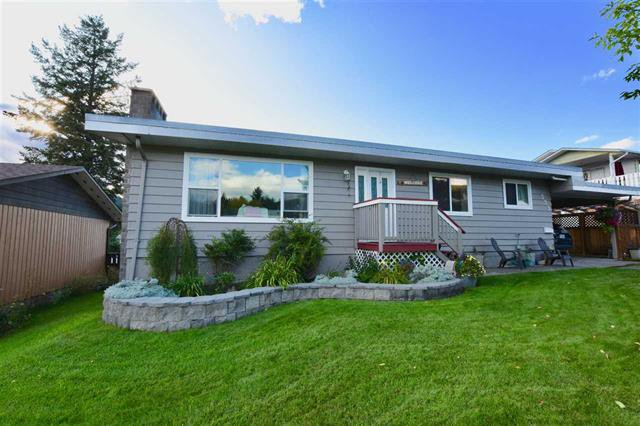 Main Photo: 355 Dodwell Street in Williams Lake: House for sale : MLS®# R2405636