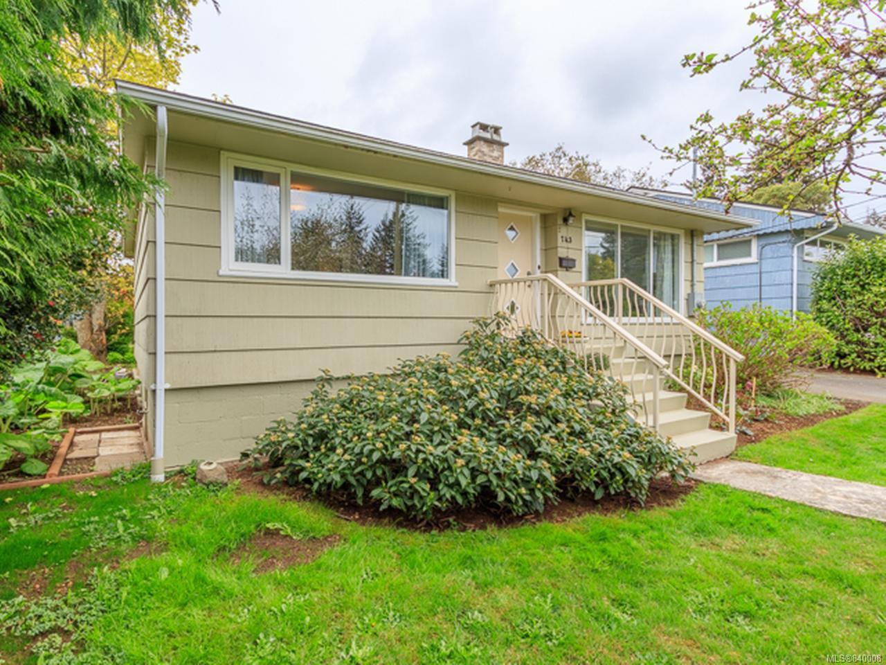 Main Photo: 743 Cadogan St in NANAIMO: Na Central Nanaimo House for sale (Nanaimo)  : MLS®# 840008