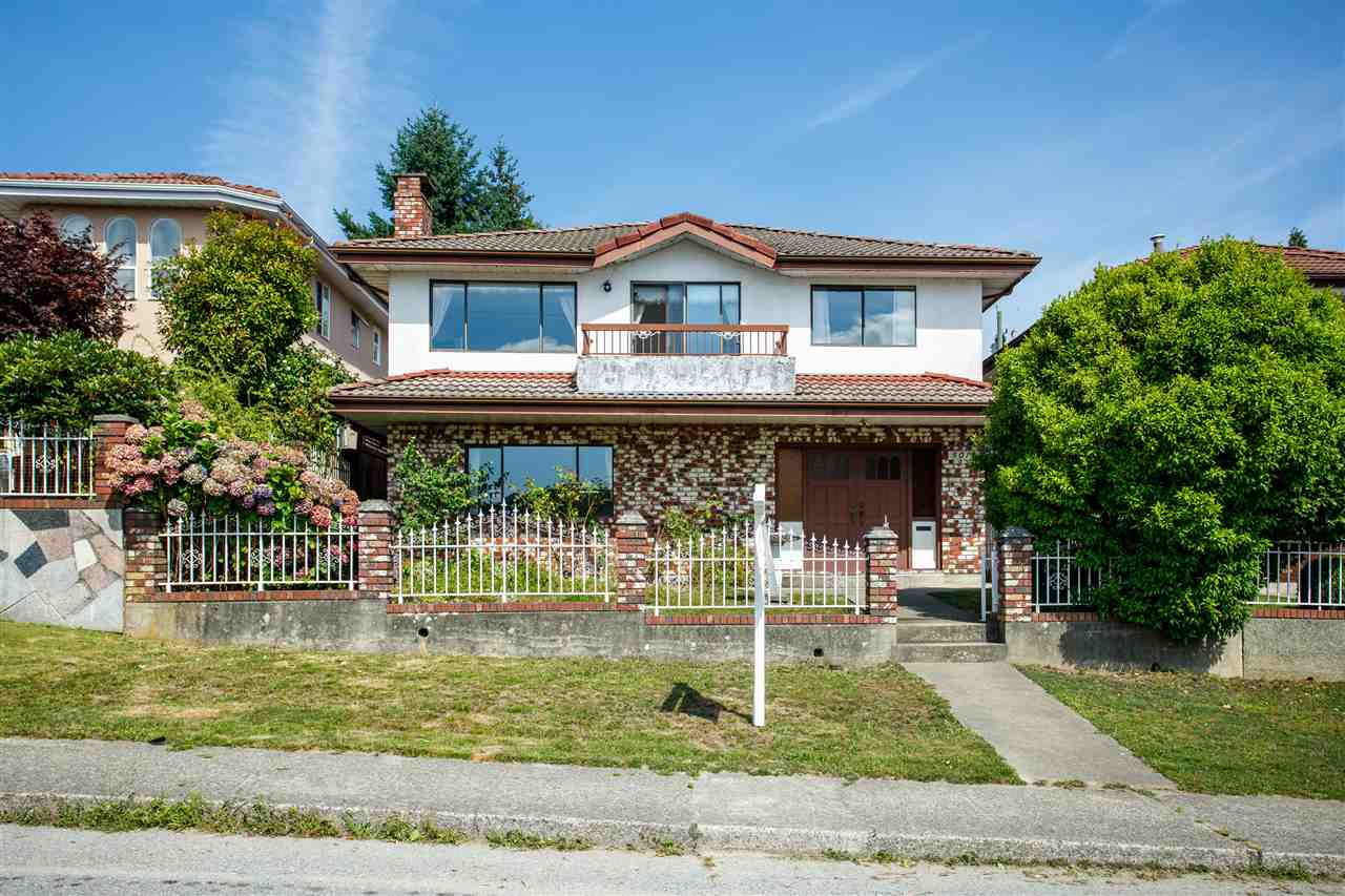 Main Photo: 5015 FRANCES Street in Burnaby: Capitol Hill BN House for sale (Burnaby North)  : MLS®# R2490814