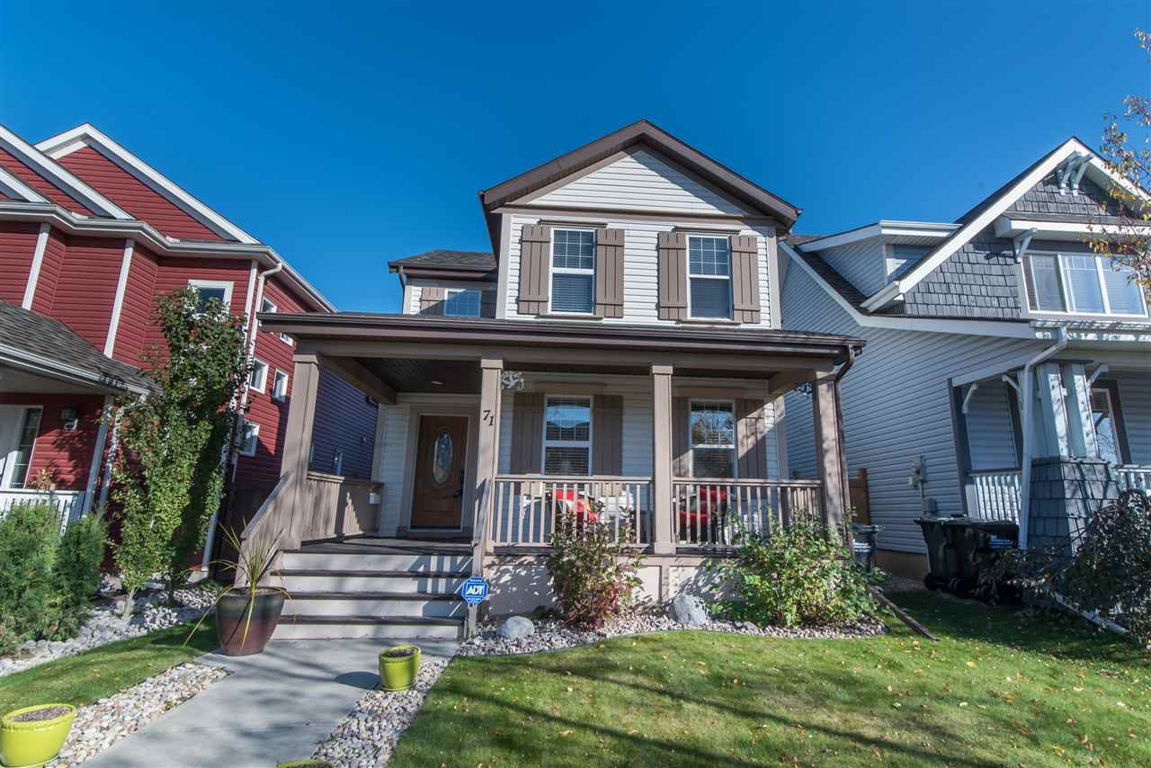 Main Photo: 71 SUMMERWOOD Drive: Sherwood Park House for sale : MLS®# E4216814