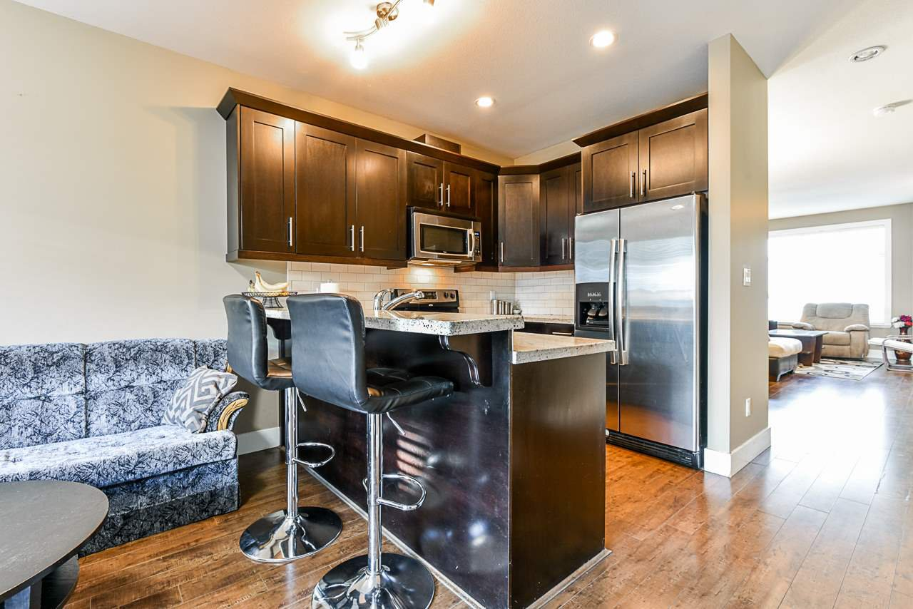 """Main Photo: 35 8418 163 Street in Surrey: Fleetwood Tynehead Townhouse for sale in """"MAPLE ON 84"""" : MLS®# R2508111"""