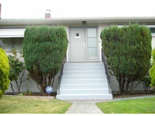 Main Photo: 6742 KNIGHT Street in Vancouver: Knight House for sale (Vancouver East)  : MLS®# V901922