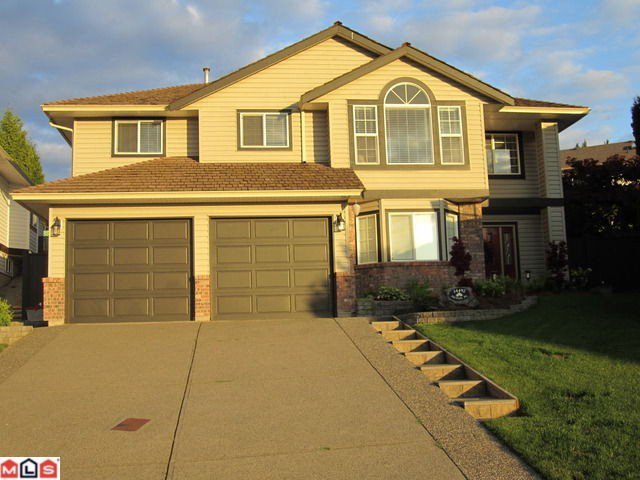 """Main Photo: 34492 PICTON Place in Abbotsford: Abbotsford East House for sale in """"Bateman area"""""""