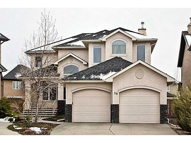 Main Photo: 58 EVERGREEN Common SW in CALGARY: Shawnee Slps_Evergreen Est Residential Detached Single Family for sale (Calgary)  : MLS®# C3615020