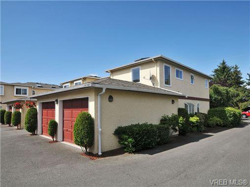 Main Photo: 1 9855 Resthaven Dr in SIDNEY: Si Sidney North-East Row/Townhouse for sale (Sidney)  : MLS®# 689194