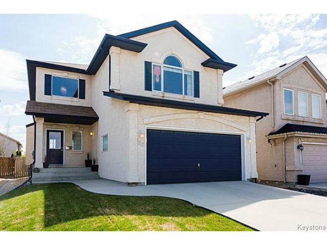 Main Photo:  in WINNIPEG: St Vital Residential for sale (South East Winnipeg)  : MLS®# 1511616