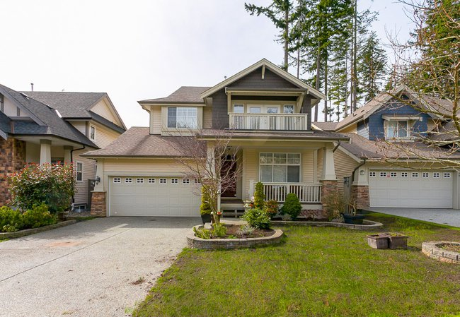 Main Photo: 86 Hawthorn Drive in Port Moody: Home for sale : MLS®#  V1054688