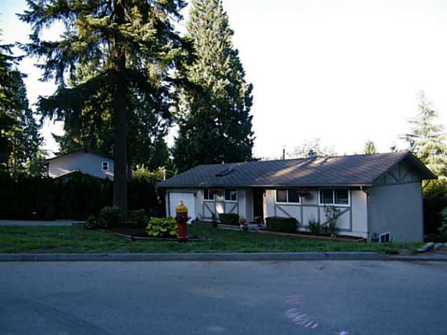 Main Photo: 2959 FLEET Street in Coquitlam: Ranch Park House for sale : MLS®# V1128189