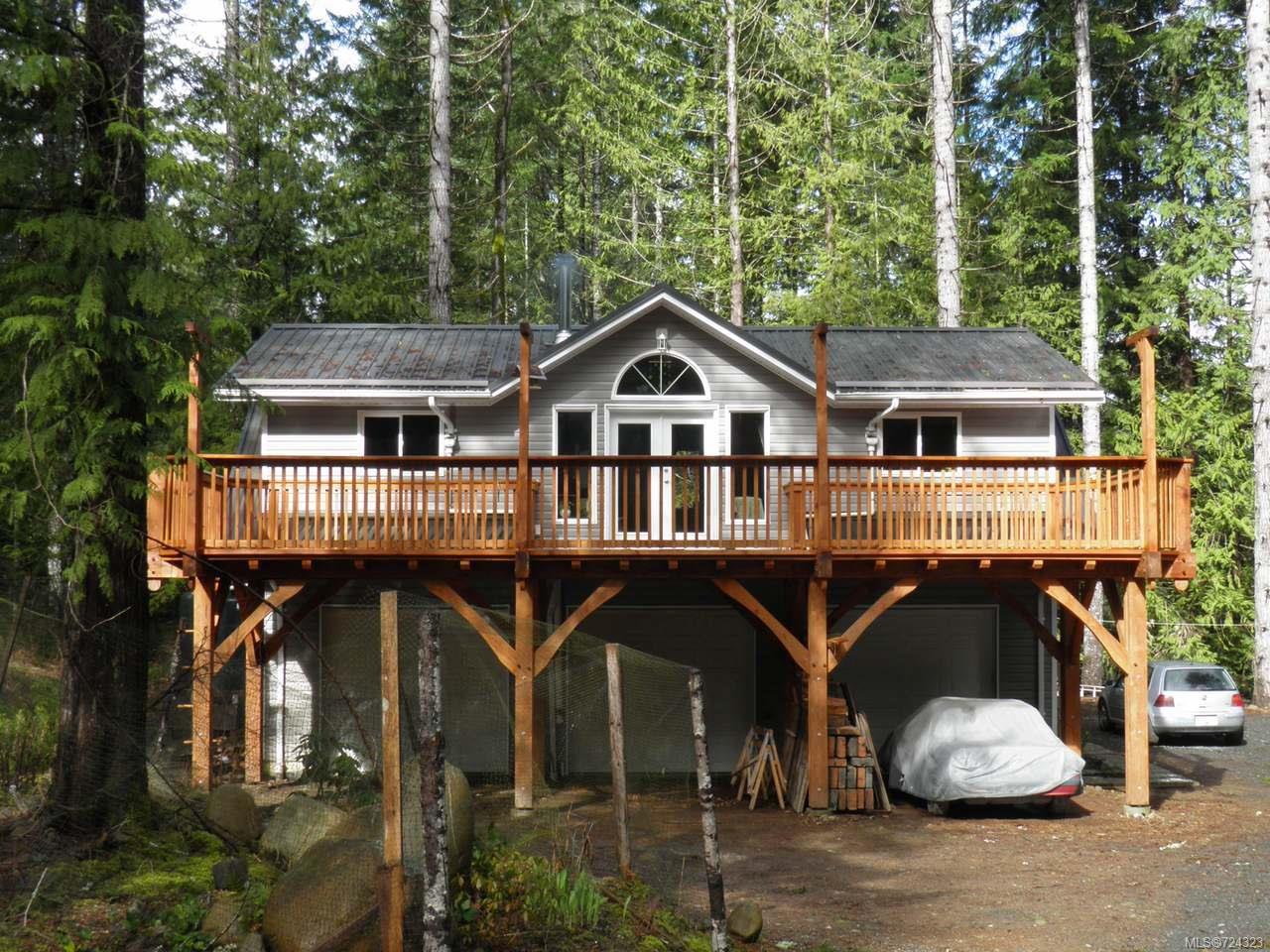Main Photo: 4117 MacAulay Rd in BLACK CREEK: CV Merville Black Creek House for sale (Comox Valley)  : MLS®# 724323