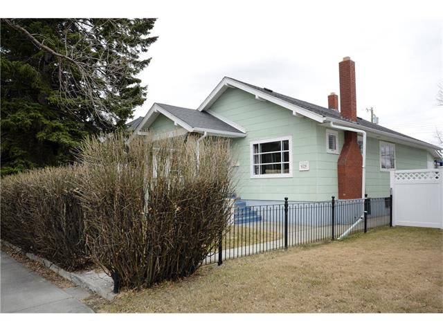 Main Photo: 629 11 Avenue NE in Calgary: Renfrew House for sale : MLS®# C4055982