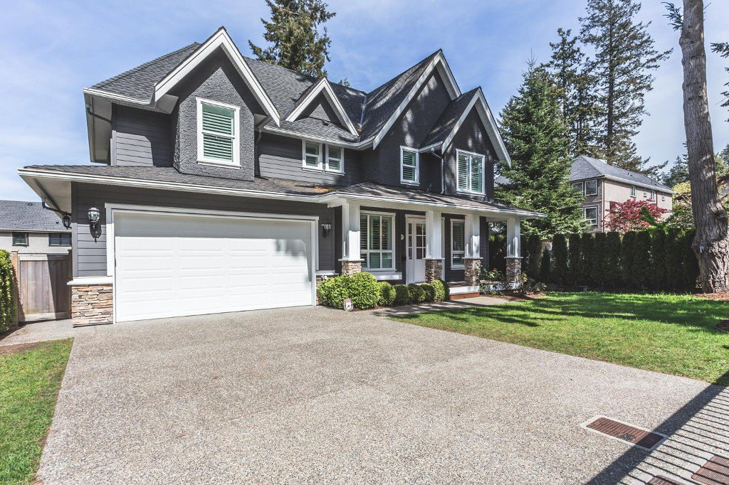 "Main Photo: 12763 25 Avenue in Surrey: Crescent Bch Ocean Pk. House for sale in ""OCEAN PARK"" (South Surrey White Rock)  : MLS®# R2055565"