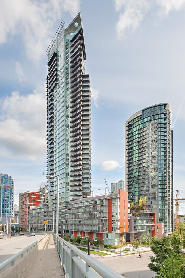 "Main Photo: 4105 1372 SEYMOUR Street in Vancouver: Downtown VW Condo for sale in ""THE MARK"" (Vancouver West)  : MLS®# R2072885"