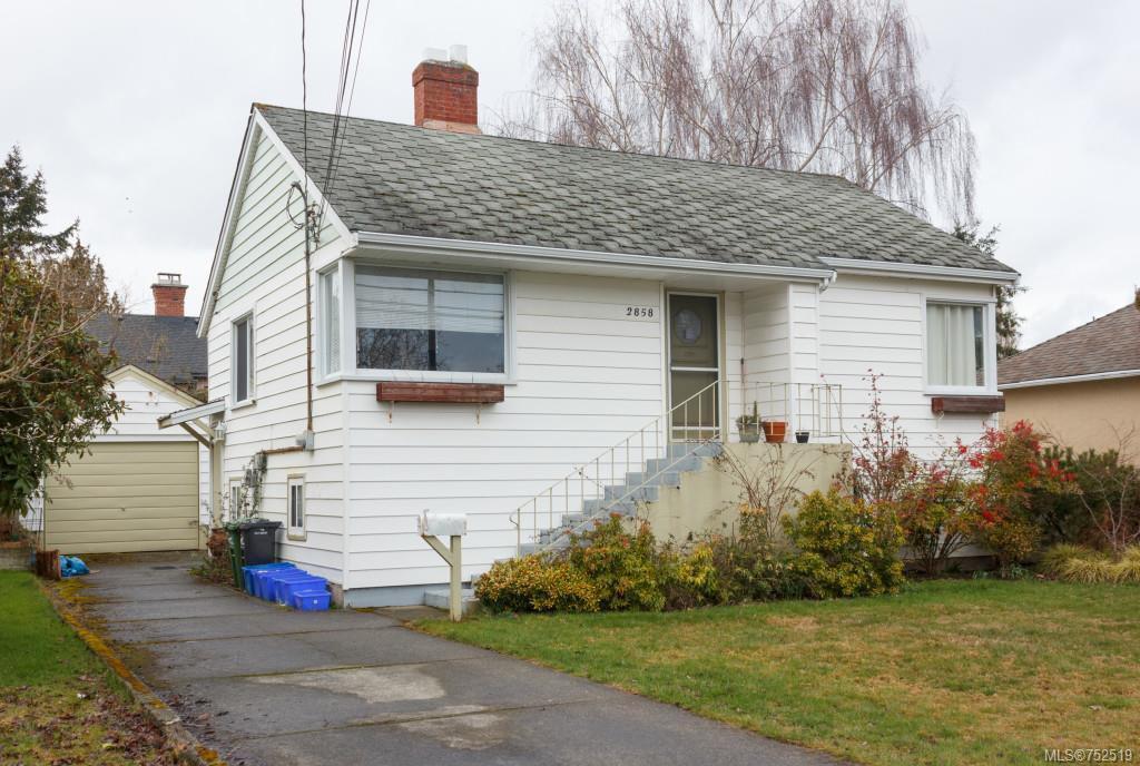 Main Photo: 2858 Scott St in VICTORIA: Vi Oaklands Single Family Detached for sale (Victoria)  : MLS®# 752519