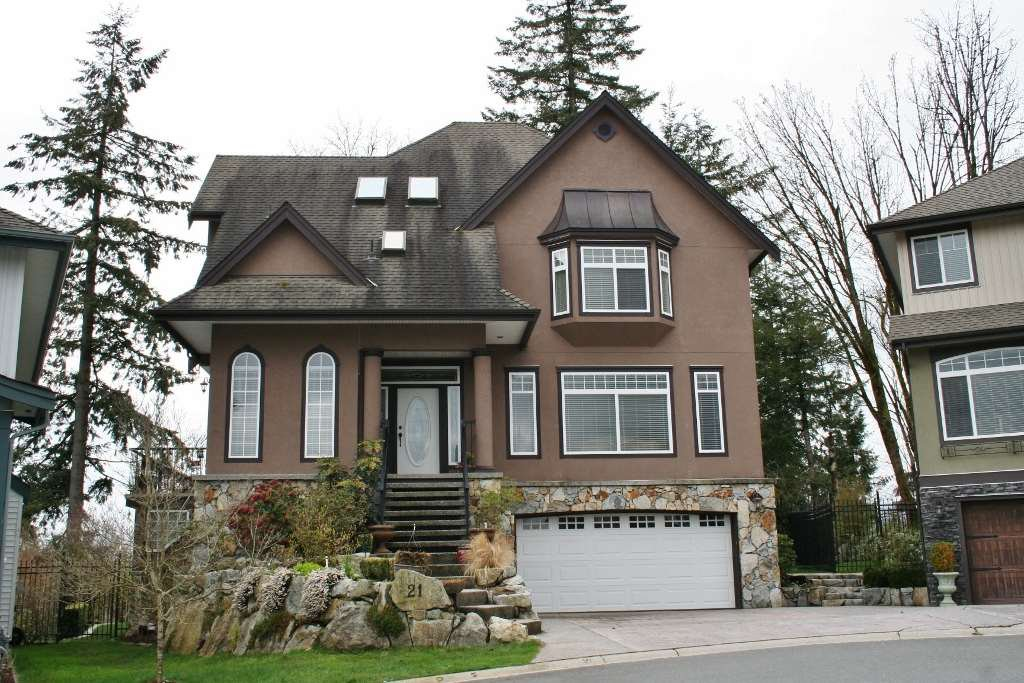 "Main Photo: 21 33925 ARAKI Court in Mission: Mission BC House for sale in ""Abbey Meadows"" : MLS®# R2156959"