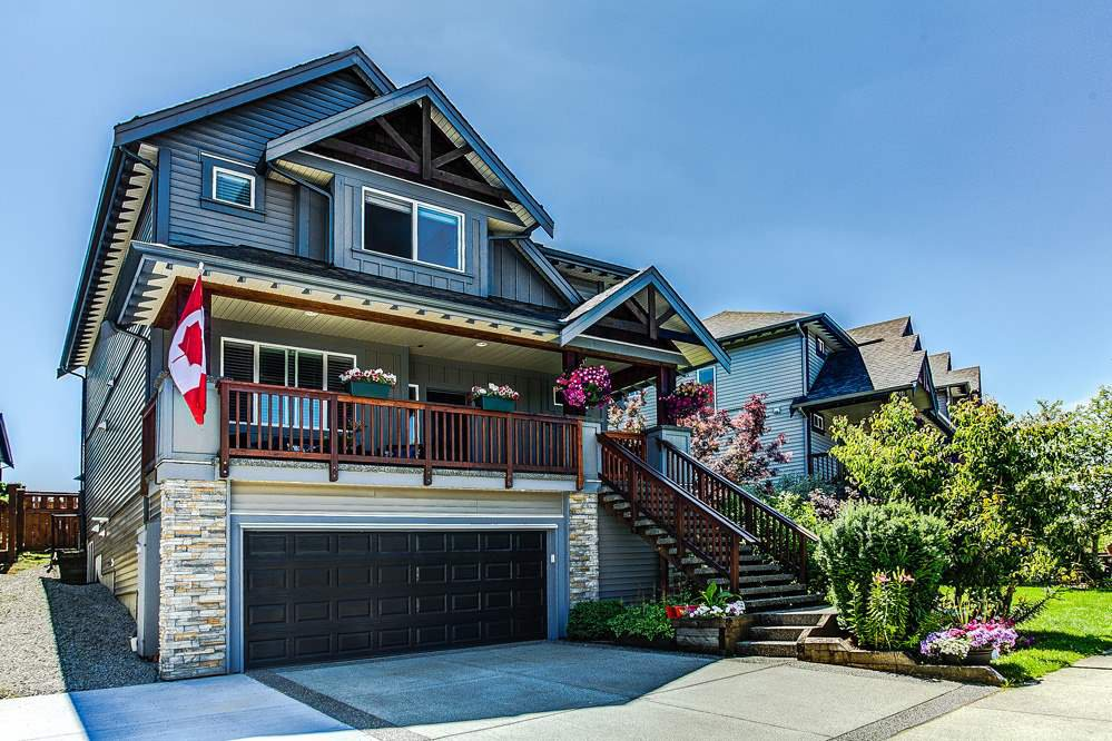 Main Photo: 23026 GILBERT Drive in Maple Ridge: Silver Valley House for sale : MLS®# R2184378