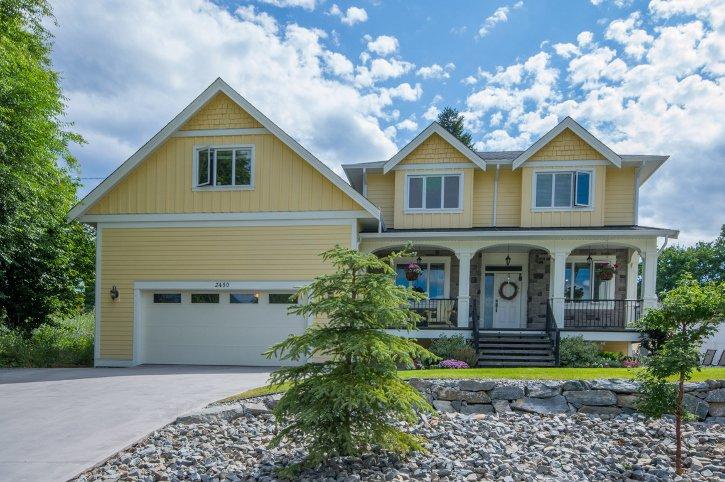 Main Photo: 2450 Northeast 21 Street in Salmon Arm: Pheasant Heights House for sale (NE Salmon Arm)  : MLS®# 10138602