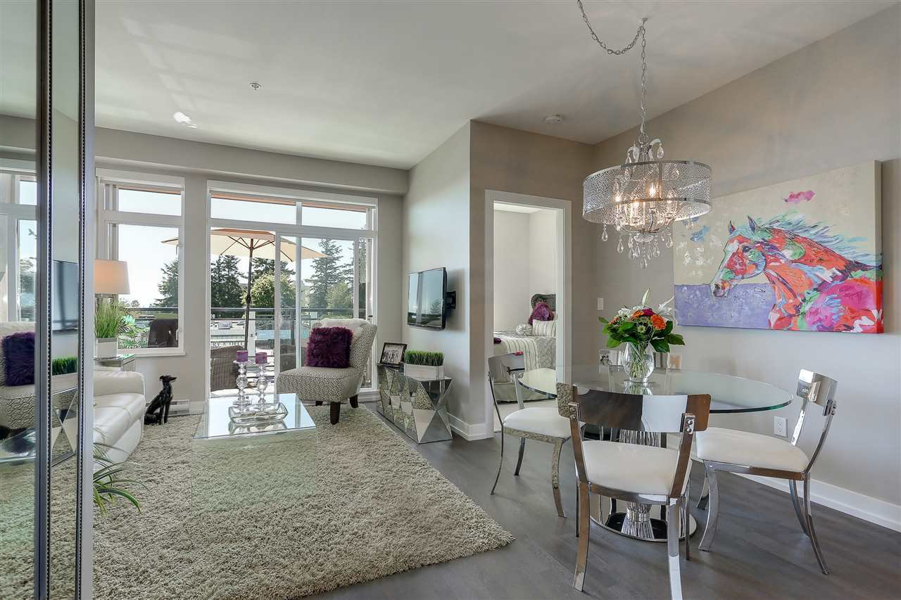 """Photo 5: Photos: 309 1420 JOHNSTON Road: White Rock Condo for sale in """"SALTAIRE"""" (South Surrey White Rock)  : MLS®# R2192955"""
