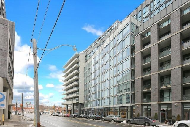 Main Photo: 1190 Dundas St E Unit #911 in Toronto: South Riverdale Condo for sale (Toronto E01)  : MLS®# E4017863
