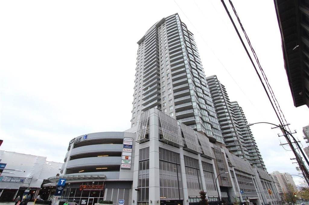 Main Photo: 1901 888 CARNARVON Street in New Westminster: Downtown NW Condo for sale : MLS®# R2246431