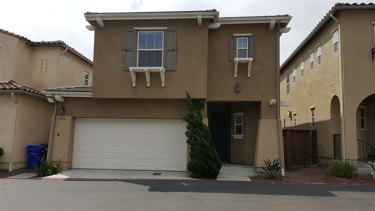 Main Photo: NATIONAL CITY House for rent : 3 bedrooms : 3416 Paseo de Fuentes