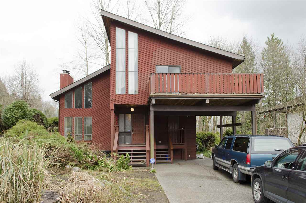Main Photo: 2975 WICKHAM Drive in Coquitlam: Ranch Park House for sale : MLS®# R2253699
