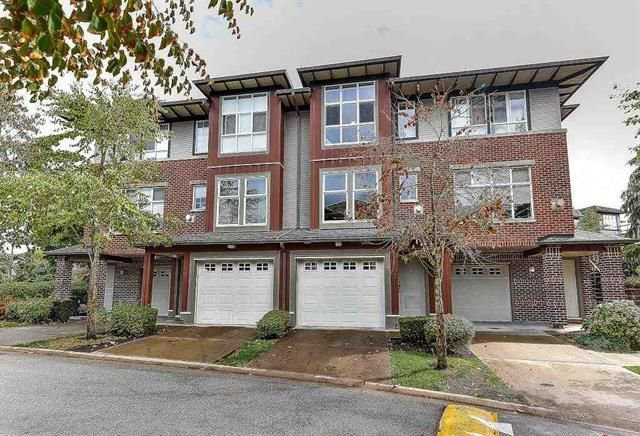 "Main Photo: 63 18777 68A Avenue in Surrey: Clayton Townhouse for sale in ""THE COMPASS"" (Cloverdale)  : MLS®# R2295313"