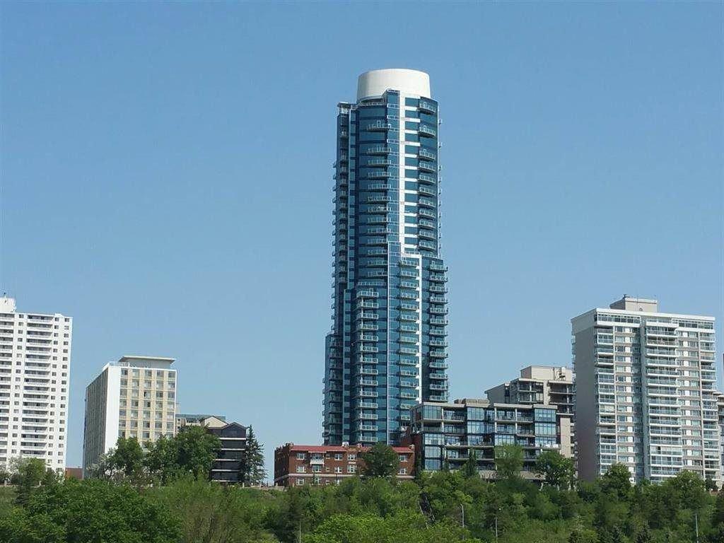 Photo 1: Photos: 3401 11969 JASPER Avenue in Edmonton: Zone 12 Condo for sale : MLS®# E4127514