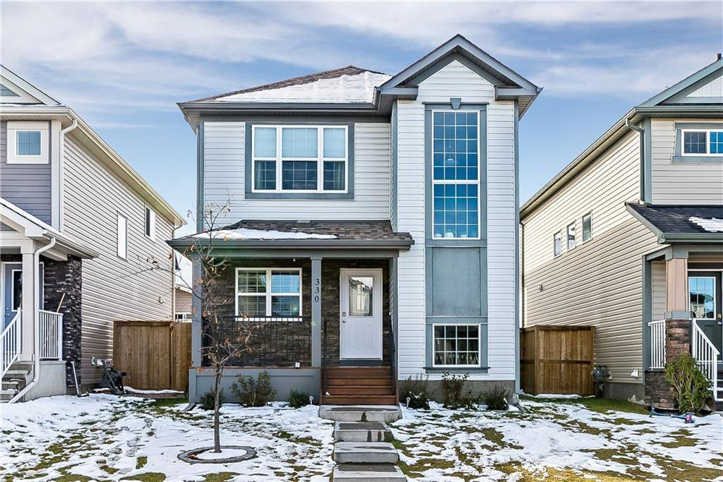 Main Photo: 330 CIMARRON VISTA Way: Okotoks Detached for sale : MLS®# C4221832