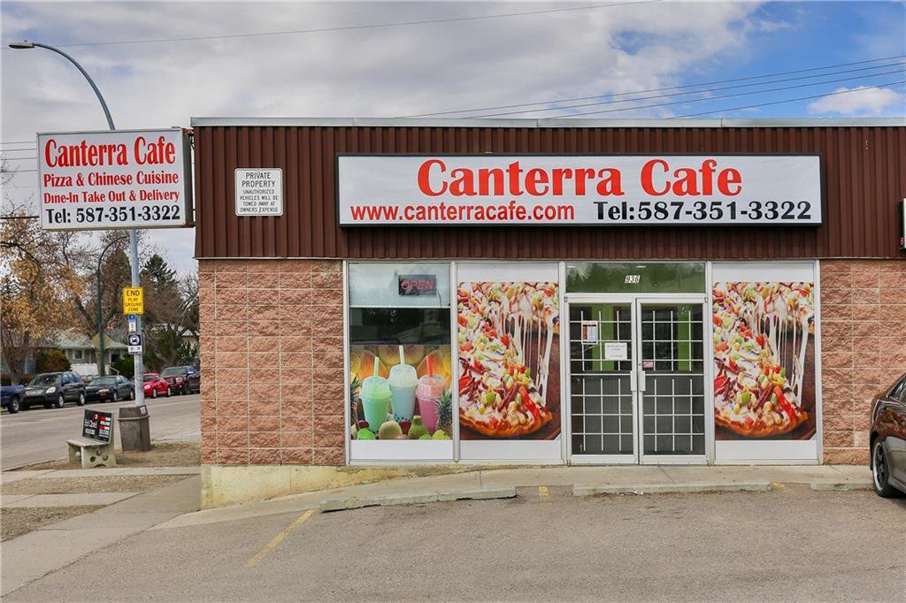 Main Photo: 1 936 NORTHMOUNT Drive NW in Calgary: Collingwood Retail for lease : MLS®# C4244153