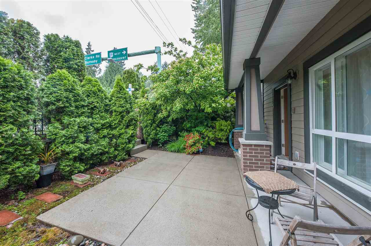 Photo 3: Photos: 5 2115 SPRING Street in Port Moody: Port Moody Centre Townhouse for sale : MLS®# R2370282
