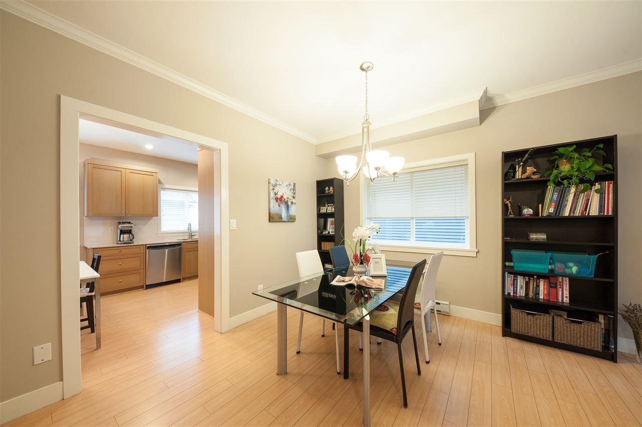 Photo 5: Photos: 5 2115 SPRING Street in Port Moody: Port Moody Centre Townhouse for sale : MLS®# R2370282