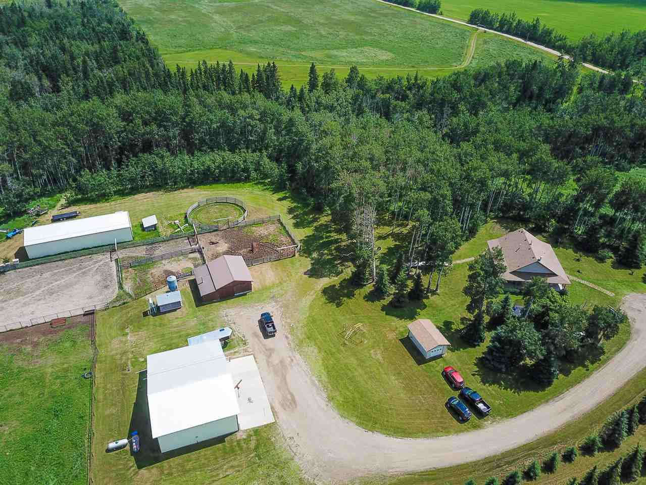 Main Photo: 2536 TWP 493: Rural Leduc County House for sale : MLS®# E4166332