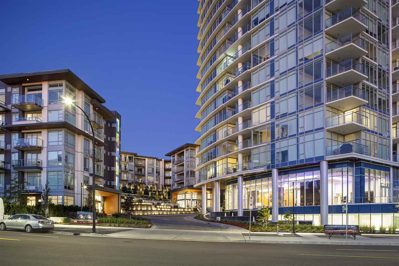 """Main Photo: 1907 1788 GILMORE Avenue in Burnaby: Brentwood Park Condo for sale in """"ESCALA"""" (Burnaby North)  : MLS®# R2418017"""