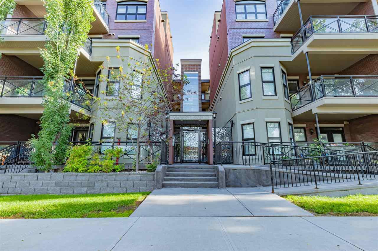 Main Photo: 304 10808 71 Avenue in Edmonton: Zone 15 Condo for sale : MLS®# E4184800
